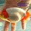 """ปลาสิงห์ควั่นแดง 3.5"""" thumbnail 1"""