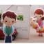ผ้าสักหลาดเกาหลี ifamily size 1mm ขนาด 45x30 cm/ชิ้น (Pre-order) thumbnail 13
