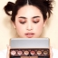 Ver. 88 Glam Shine Cream Eyeshadow Palette by Eity Eight อายแชโดว์เนื้อครีม นุ่มลื่น เกลี่ยง่าย thumbnail 12