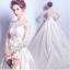 (Pre-Order) ชุดแต่งงาน <แขนยาว> รหัสสินค้า WDL0774 thumbnail 1