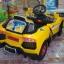 รถแบตเตอรี่เด็กนั่งแลมโบกีนี สีเหลือง ส้ม แดง thumbnail 9