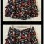 Topshop Floral Skirt Size Uk8 thumbnail 3