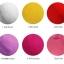 ผ้าสักหลาดเกาหลีสีโลหะ size 1.2mm ขนาด 23x29 cm มี 13 สี/ชิ้น (Pre-order) thumbnail 3