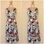 Topshop Laura Lees Embroidered Floral Dress size Uk 8- uk10 thumbnail 1