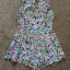 Miss selfridge Floral Playsuit Size Uk12 thumbnail 5