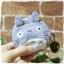 กระเป๋าซิป My Neighbor Totoro สีน้ำเงิน thumbnail 3