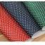 ผ้าสักหลาด chdot size 1mm มี 3 สี แดง เขียว น้ำเงิน ขนาด 45x30 cm/ชิ้น (Pre-order) thumbnail 1