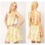 ASOS Floral Dress Size Uk8 =2 thumbnail 4