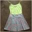 Topshop skirt Size uk10 thumbnail 2