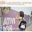 กระเป๋าเป้ยี่ห้อ SUPER LOVER การ์ตูนลิง ใส่ NoteBook ได้ มีใบเล็ก กับ ใบใหญ่ (Pre-Order) thumbnail 7