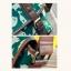 กระเป๋าสะพายยี่ห้อ Super Lover สไตล์ญี่ปุ่นลายสีขาวเขียว (Pre-Order) thumbnail 16