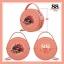 VER. 88 Peach Blossom Cosmetic Bag กระเป๋าใส่เครื่องสำอาง thumbnail 3