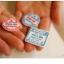 ผ้าสักหลาดเกาหลี stamp ขนาด 45x30 cm/ชิ้น (Pre-order) thumbnail 11