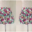 Topshop Floral skirt Size uk12 thumbnail 2