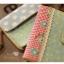 ผ้าสักหลาดพิมล์ลายดอกไม้เอิร์ล จากเกาหลี ขนาด 1 mm Size 45x30 cm / ชิ้น (Pre-order) thumbnail 7