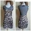 New Look Parisian Limited Edition Leopard Print Dress Size S thumbnail 1