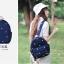 กระเป๋าเป้ยี่ห้อ Super Lover 2015 new summer bag small canvas embroidered mini cute 2 Color (Preorder) thumbnail 5