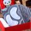 Panda Collagen Eye Mask by Liceko มาส์คใต้ตาคอลลาเจน แพนด้า Liceko – กล่องแดง thumbnail 4
