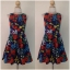 ASOS Flower Dress Size Uk10 thumbnail 3