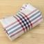 ผ้าคอตต้อนเกาหลี ลายตาราง Basic checks ผ้าฝ้าย 100% 20s ตัดขายขนาด 110x90 cm thumbnail 1