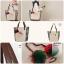 กระเป๋าเป้ยี่ห้อ Super Lover กระเป๋าสะพายญี่ปุ่นป่าลายกระต่ายในแก้ว (Preorder) thumbnail 5