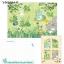 การ์ดจดหมาย My Neighbor Totoro thumbnail 1
