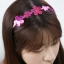 ผ้าสักหลาดเกาหลีสี Hologram felt / Holographic felt size 1.2mm ขนาด 23x29 cm มี 13 สี/ชิ้น (Pre-order) thumbnail 11