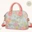 กระเป๋าถือสะพายข้างยี่ห้อ Super Lover ดอกไม้ญี่ปุ่นสีหวาน (Pre-Order) thumbnail 14