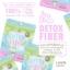 A-ra Detox Fiber เอระ ดีท็อกซ์ ไฟเบอร์ ล้างสารพิษตกค้าง ดีท็อกซ์ลำไส้ ระเบิดพุง thumbnail 3