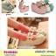 Preorder 51723p รองเท้าส้นเตารีด 35-39 thumbnail 1