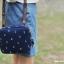 กระเป๋าสะพายข้างยี่ห้อ Super Lover ของแท้ญี่ปุ่นและเกาหลีใต้ผ้าใบมินิมินิน่ารัก มี 5 ลาย (Pre-order) thumbnail 12