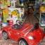 รถแบตเตอร์รี่เด็กนั่ง #เบนซ์ลิขสิทธ์แท้ QX7997 สีแดง thumbnail 3