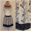 Topshop Skirt Size uk 8- 10 thumbnail 2