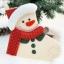 ผ้าสักหลาดเกาหลี พิมพ์ลาย Basic Christmas 1mm มี 8 ลาย ขนาด 42x30 cm /ชิ้น (Pre-order) thumbnail 4