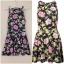 Topshop floral dress พร้อมส่ง uk 6 thumbnail 1