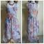 Warehouse Barearic print Dress Size uk8-10 thumbnail 4