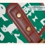 กระเป๋าสะพายยี่ห้อ Super Lover สไตล์ญี่ปุ่นลายสีขาวเขียว (Pre-Order) thumbnail 12