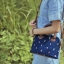 กระเป๋าถือสะพายข้างยี่ห้อ Super Lover ดอกไม้ญี่ปุ่น (Pre-Order) thumbnail 7