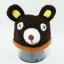หมวกถักไหมพรม รูปสัตว์น่ารัก ราคาถูก-หมีน้อย thumbnail 1