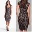 Jax Lace Dress Size Uk6 thumbnail 2