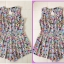 Miss selfridge Floral Playsuit Size Uk12 thumbnail 2