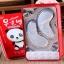 Panda Collagen Eye Mask by Liceko มาส์คใต้ตาคอลลาเจน แพนด้า Liceko – กล่องแดง thumbnail 3