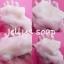 Pure Soap by Jellys 100 g. สบู่เจลลี่ หัวเชื้อผิวขาว 100% thumbnail 7