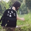 กระเป๋าเป้ยี่ห้อ Super Lover Orecchiette เกาหลีการ์ตูนสไตล์กระเป๋าเป้สะพายหลังน่ารัก (Preorder) thumbnail 5