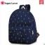 กระเป๋าเป้สะพายยี่ห้อ Superlover ดอกไม้สไตส์ญี่ปุ่นและเกาหลี รุ่นอัปเกรดมีกระเป๋าข้าง (Pre-Order) thumbnail 1
