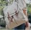 กระเป๋าเป้ยี่ห้อ SUPER LOVER2014 กระเป๋าเป้หญิงป่าสงวนแห่งชาติ รุ่นนี้ขายดี (Pre-Order) thumbnail 1